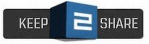 """schwarzes Logo mit einer blauen """"2"""""""