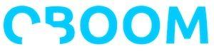 Logotipo de nube y azul claro