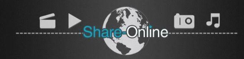 Ehemalige Anzeige von Share-Online.biz