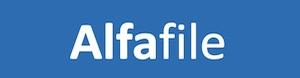 Alfafile Logo