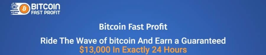 Bitcoin Fast Profit Review