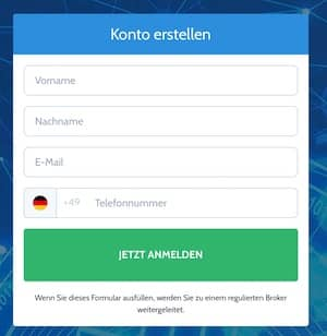 Bitcoin Millionaire Signup
