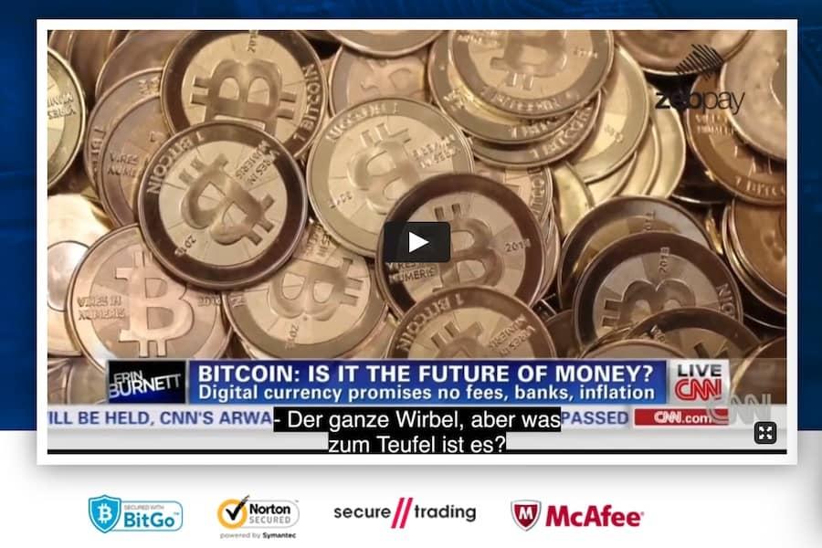 Bitcoin Superstar Fake News