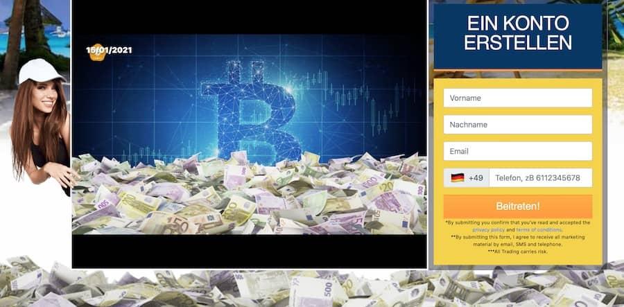 Crypto Bank Fake