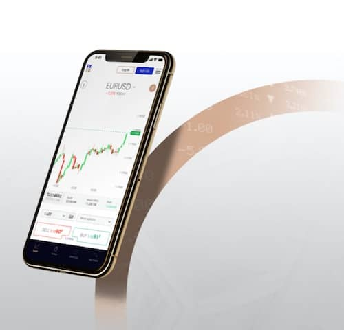 Crypto Code Mobile Trading App
