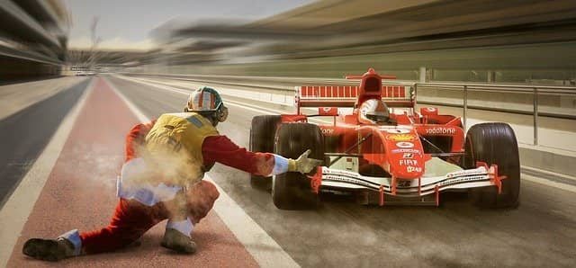 Formel 1 Rennen auf ServusTV