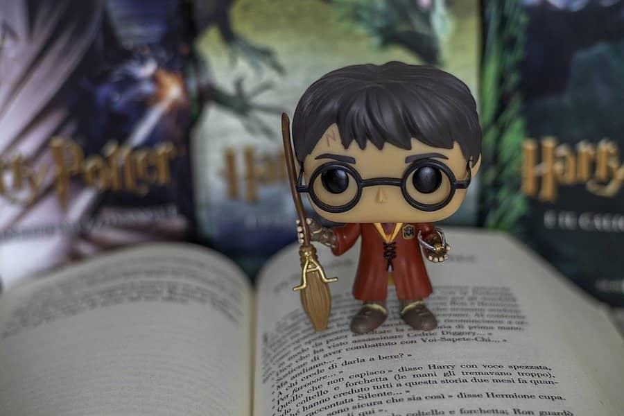 Harry Potter bei Netflix